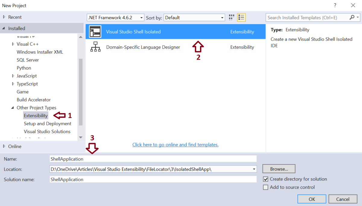 Visual Studio Extensibility (Day 3): Visual Studio extension in Visual Studio Isolated Shell