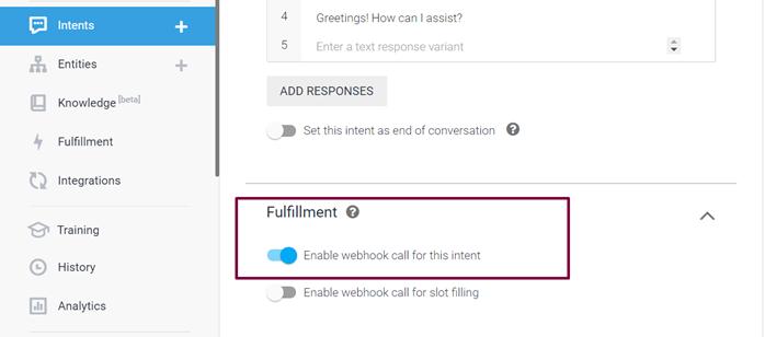 Create Chatbot using Microsoft's Bot Framework and